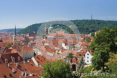 Prague - st. nicolas church