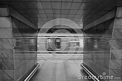 Prague Subway