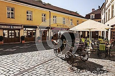 Prague view Editorial Image