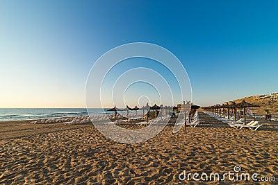 Praia de Carabssi, Alicante