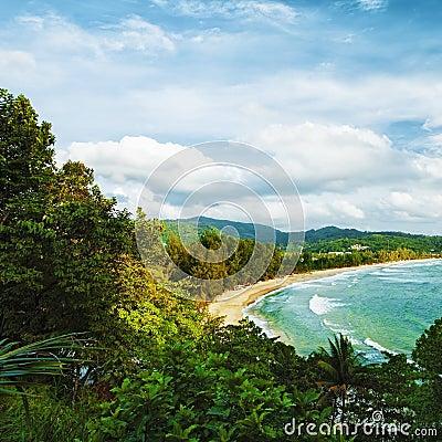Praia de Kamala