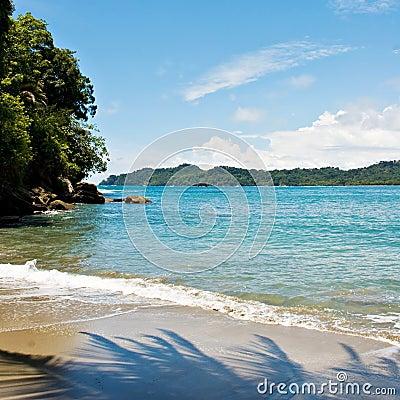 Praia de Manuel Antonio