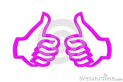 Praise gestures