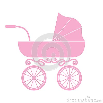 Free Pram - Baby Carriage Royalty Free Stock Photography - 33926977