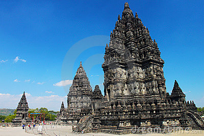 Prambanan, ancient UNESCO Hindu temple
