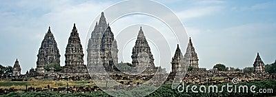 Prambanan Hindu Temple