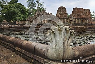 Prasat Hin Muang Tum is a Khmer temple in Prakhon Chai district, Buri Ram Province, Thailand