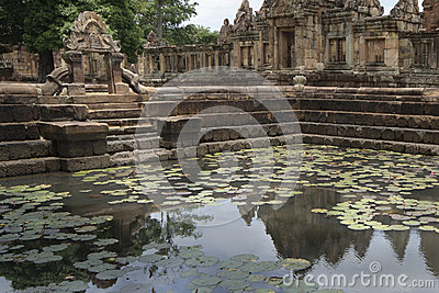 Prasat Hin Muang Tum is a Khmer temple in Prakhon Chai district, Buri Ram Province, Thailand