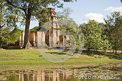 Prasat Kravan Temple, Angkor, Cambodia