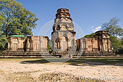 Prasat Kravan Temple, Cambodia