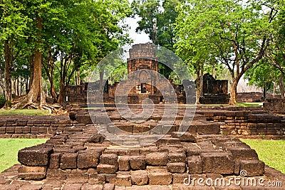 Prasat Muang Singh Temple