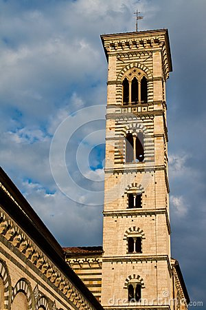 Prato bell tower