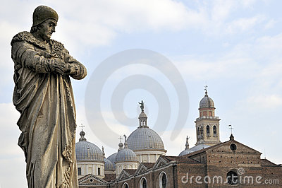 Prato della Valle, Padova, Padua, Veneto, Italy