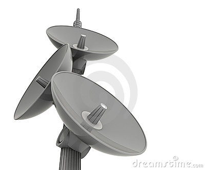 Pratos satélites