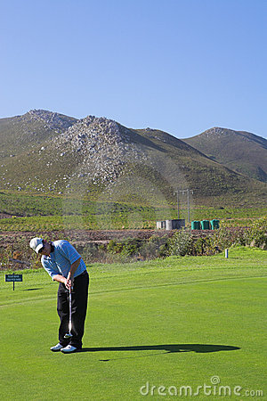 Prawdziwy golfiarz 53