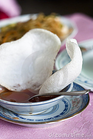 Prawn crackers- Chinese appetizer