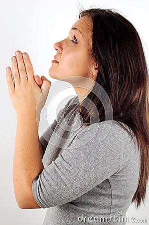 Free Pray Royalty Free Stock Photo - 3567175
