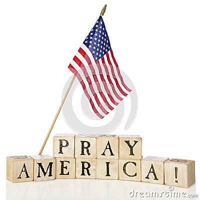 Pray America!
