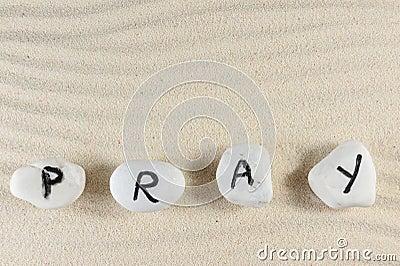 Pray word