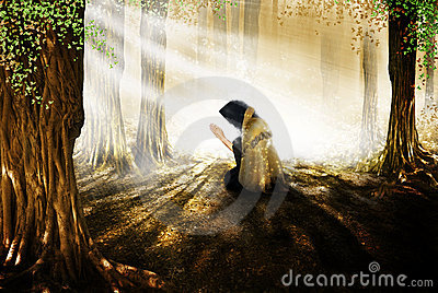 Prayer Stock Images - Image: 13618634
