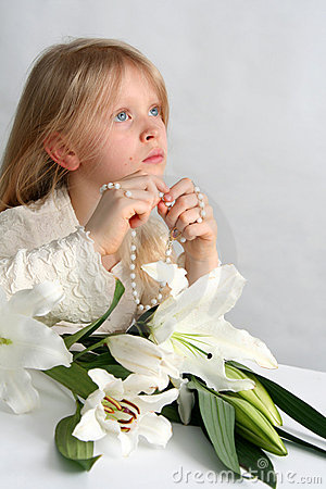 Free Prayer Royalty Free Stock Photography - 2173357