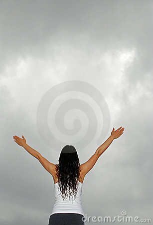 Free Prayer Royalty Free Stock Image - 8182766