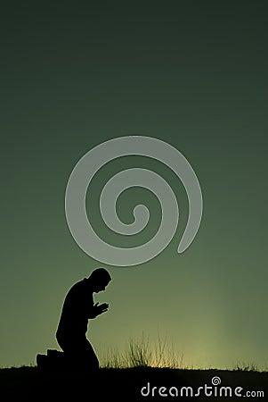 The prayer