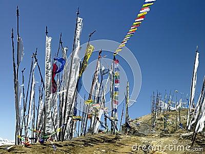 Prayer Flags - Kingdom of Bhutan