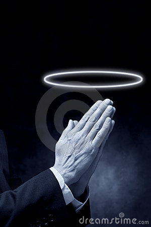 Prayer Halo Religion Hands