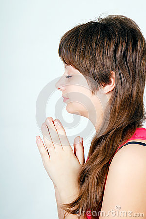 Prayer teen