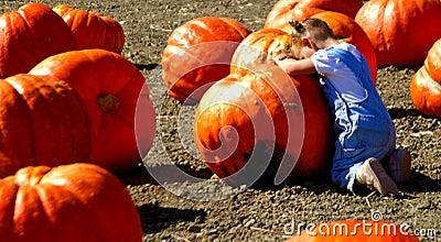 Prayer to the Great Pumpkin