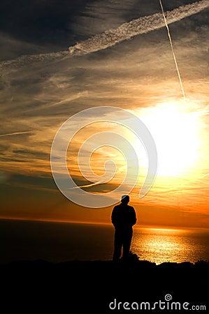 Free Prayer To Infinity Stock Photos - 3103053