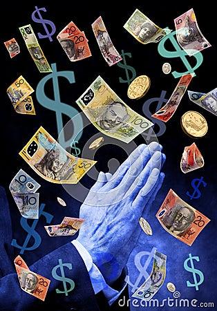 Praying For Australian Money