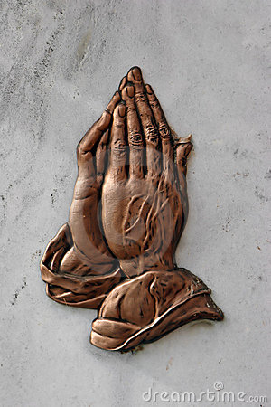 Free Praying Hands Royalty Free Stock Images - 11910369