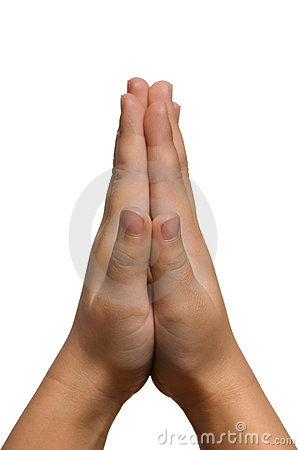 Free Praying Hands Stock Image - 1806431
