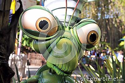 Praying mantis Editorial Stock Photo