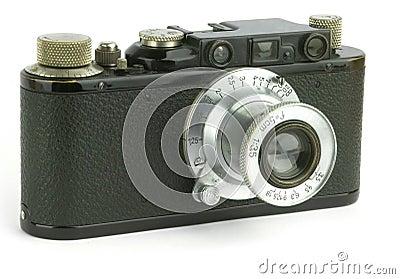 Pre-war rangefinder camera