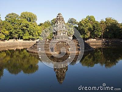 Preah Neak Pean, Siem Reap