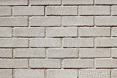Precast concrete white bricks brickwall wall stock photos for Precast texture