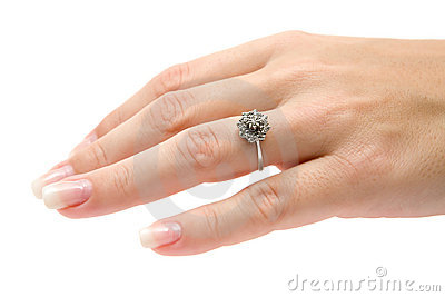 Precious Diamond Ring