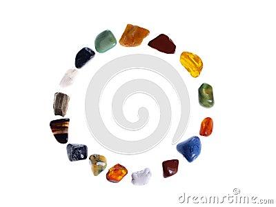 Precious Stones Circle