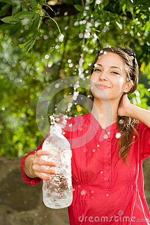 Free Precious Sweet Water. Stock Photography - 26228952
