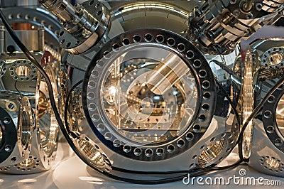 Precision scientific instrument