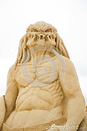 Predator Editorial Photo