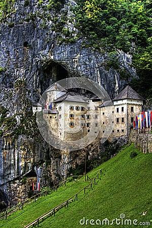 Free Predjama Castle Stock Image - 6208351