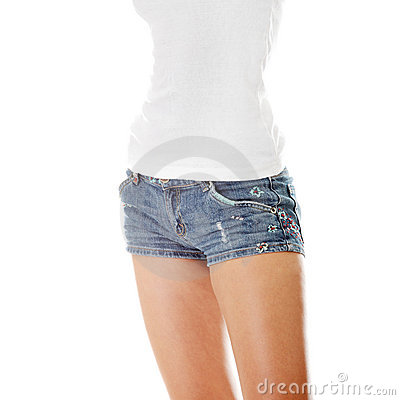 Preety female body