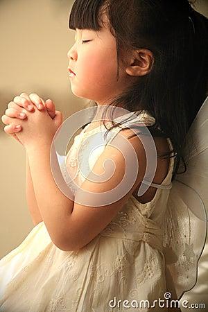 Preghiera della bambina