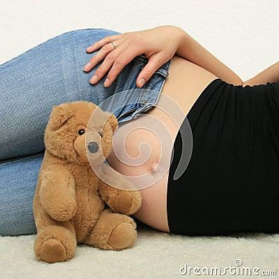 Free Pregnancy Stock Image - 7939141