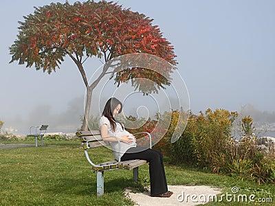 Pregnancy womam