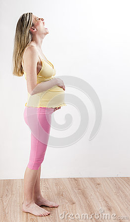 Free Pregnant Woman Stock Images - 66040124